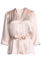 The Abigail's Party Blouse | Blush
