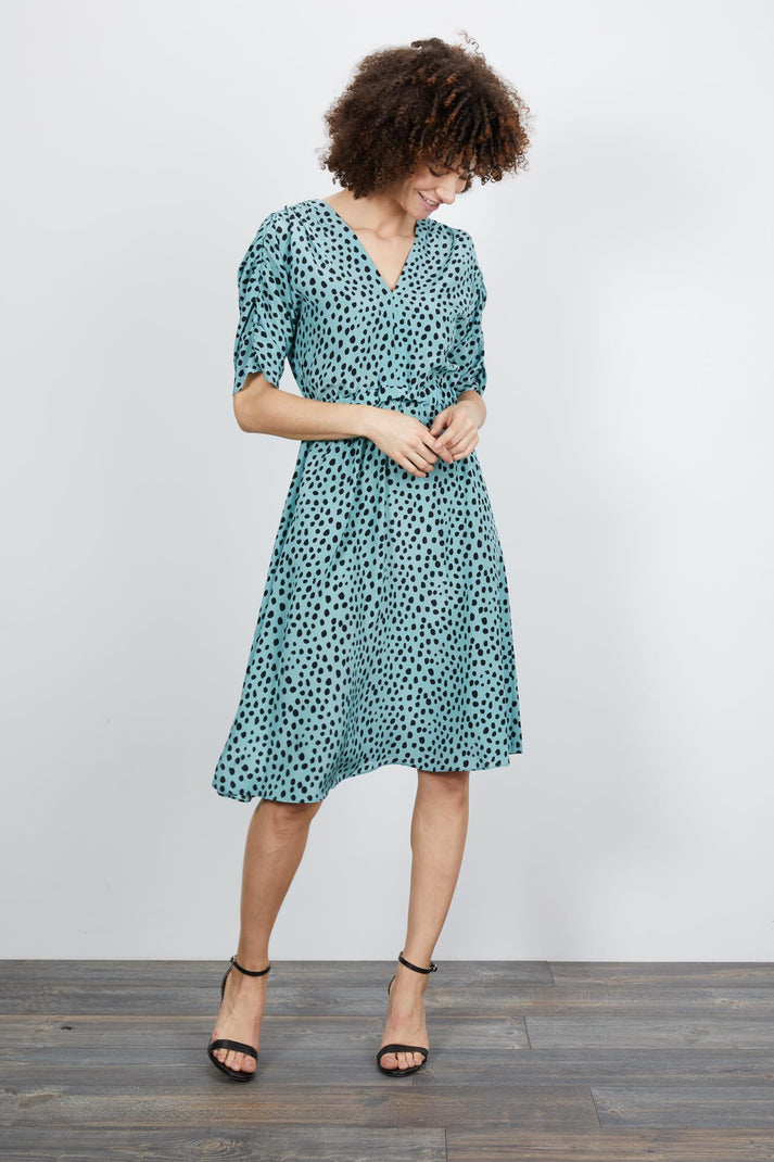 The Market Dress | Water Dot