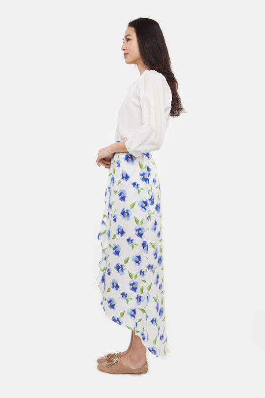 The Cascade Skirt | Morning Glory