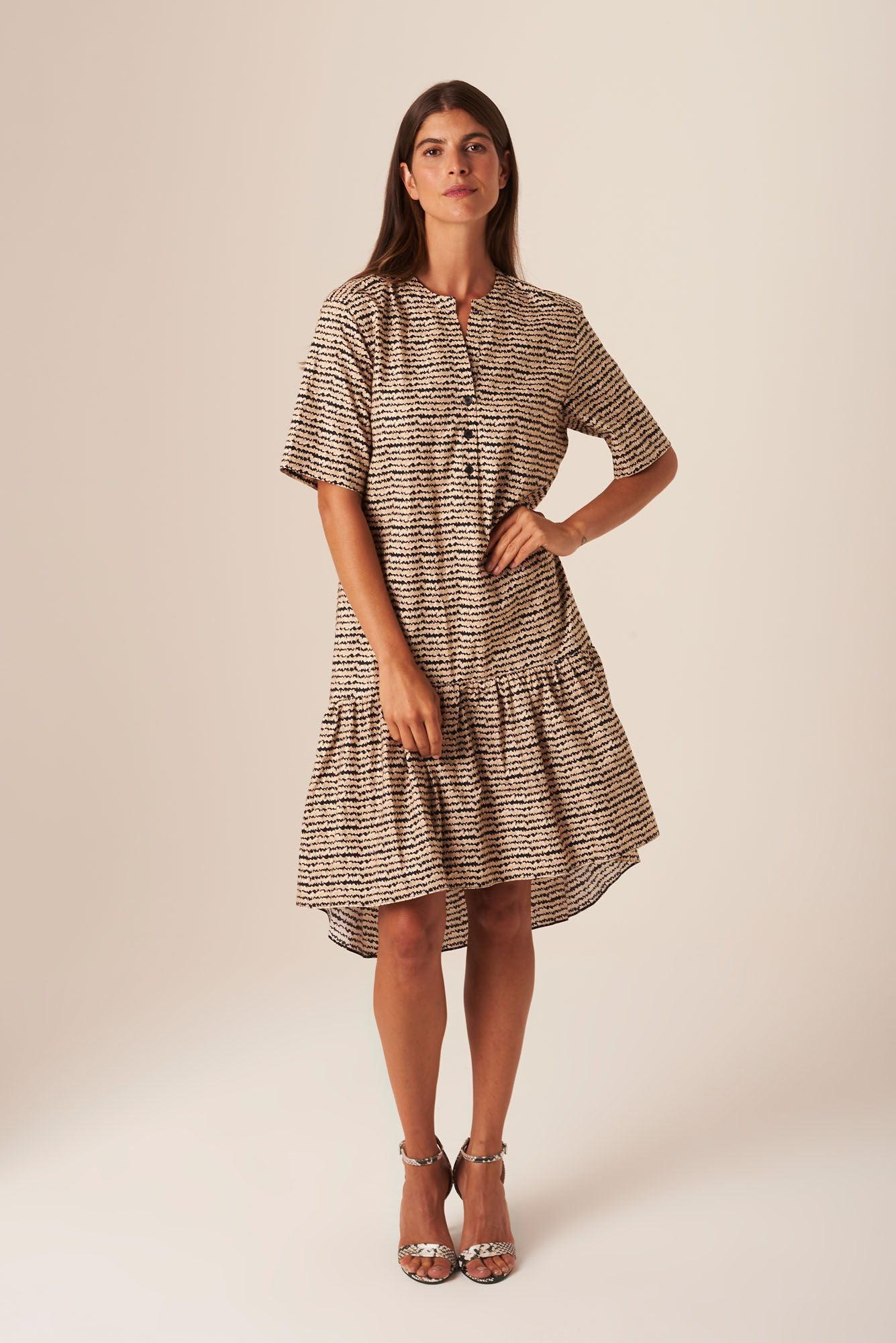 Laura Dress | Safari Sound