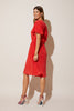 Chelsea Dress | Red Kaleidoscope