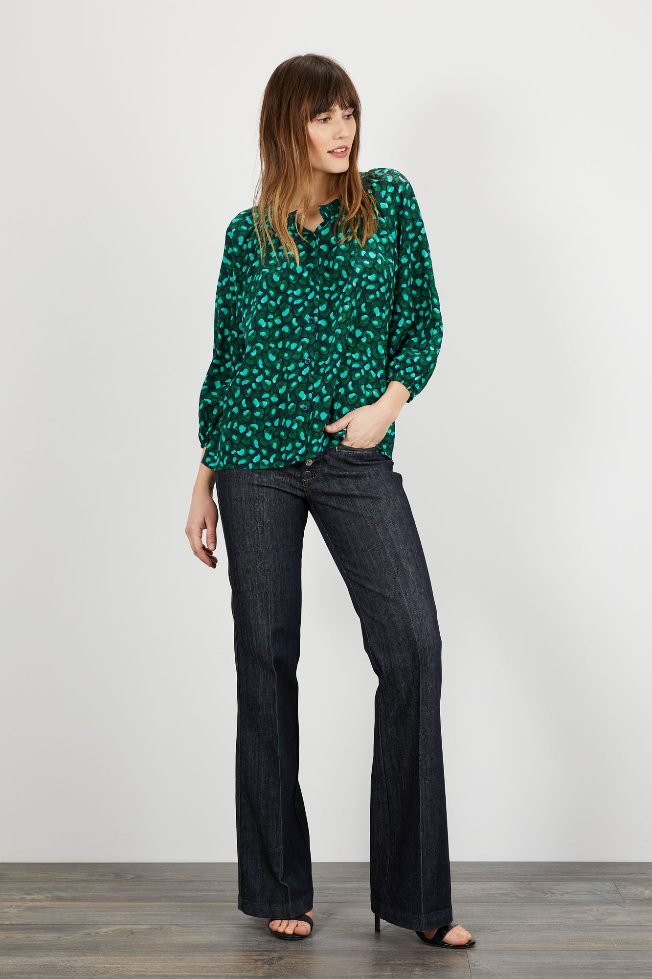 The Classic Blouse | Juniper Jaguar