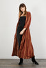 The Long Robe | Merlot Snake