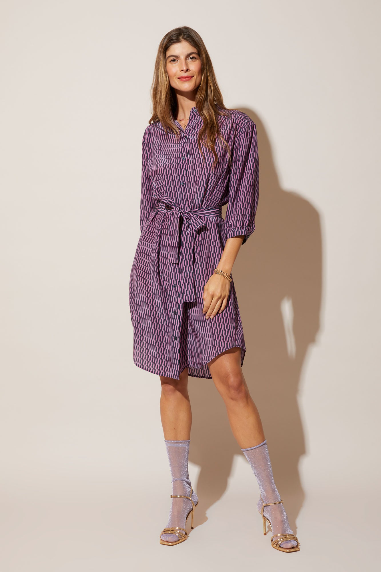 Jenna Dress  | Lilac for Me