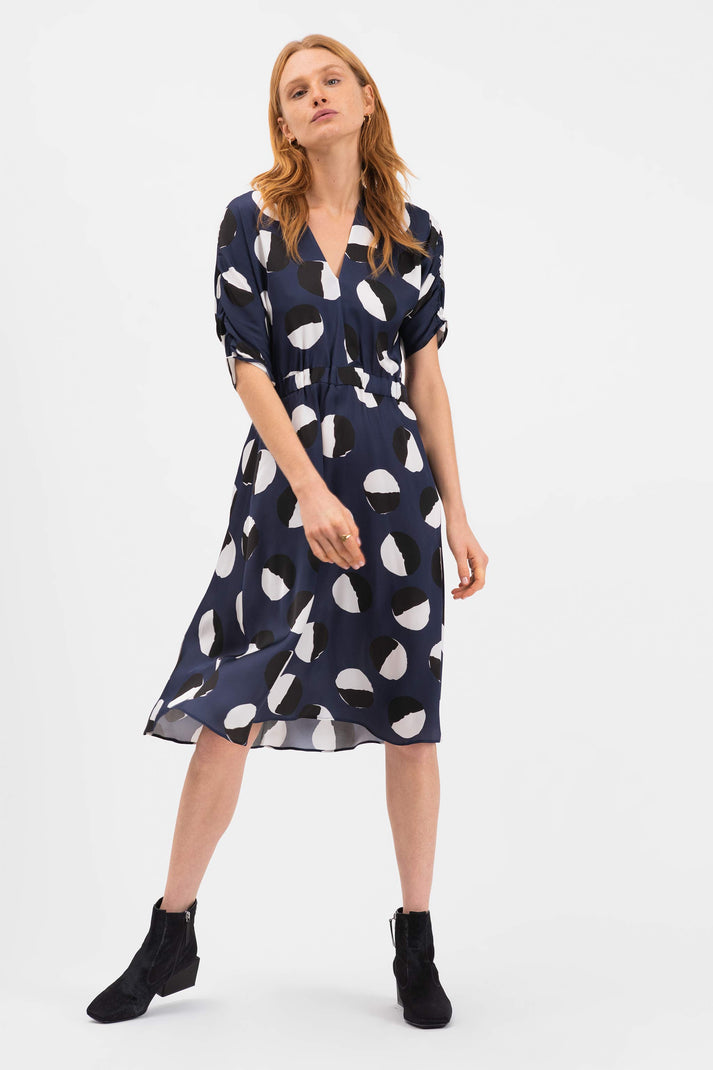The Market Dress | Half Moon