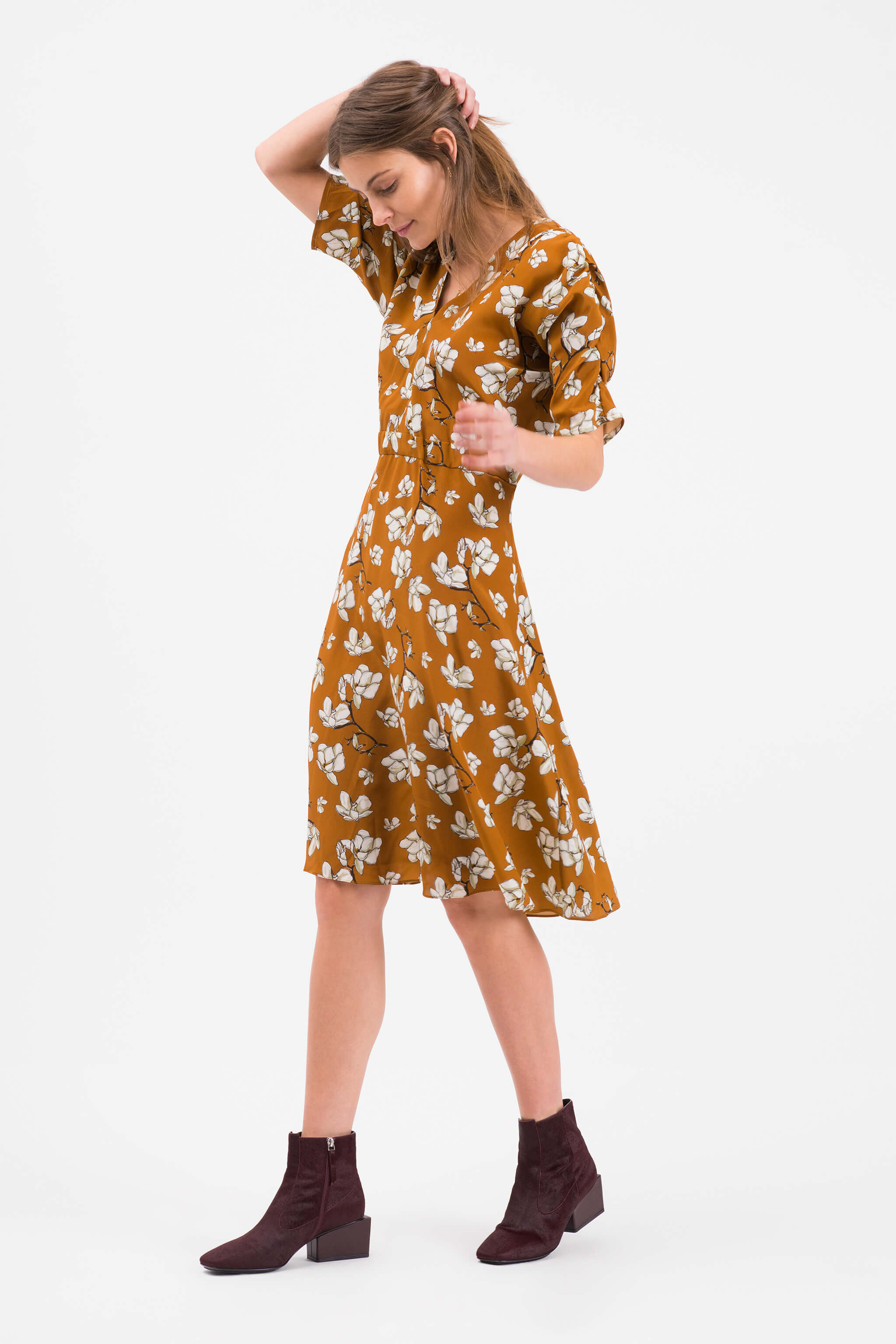 The Market Dress | Imperial Floral