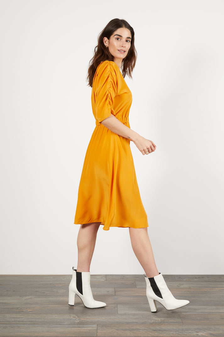 The Market Dress | Marigold