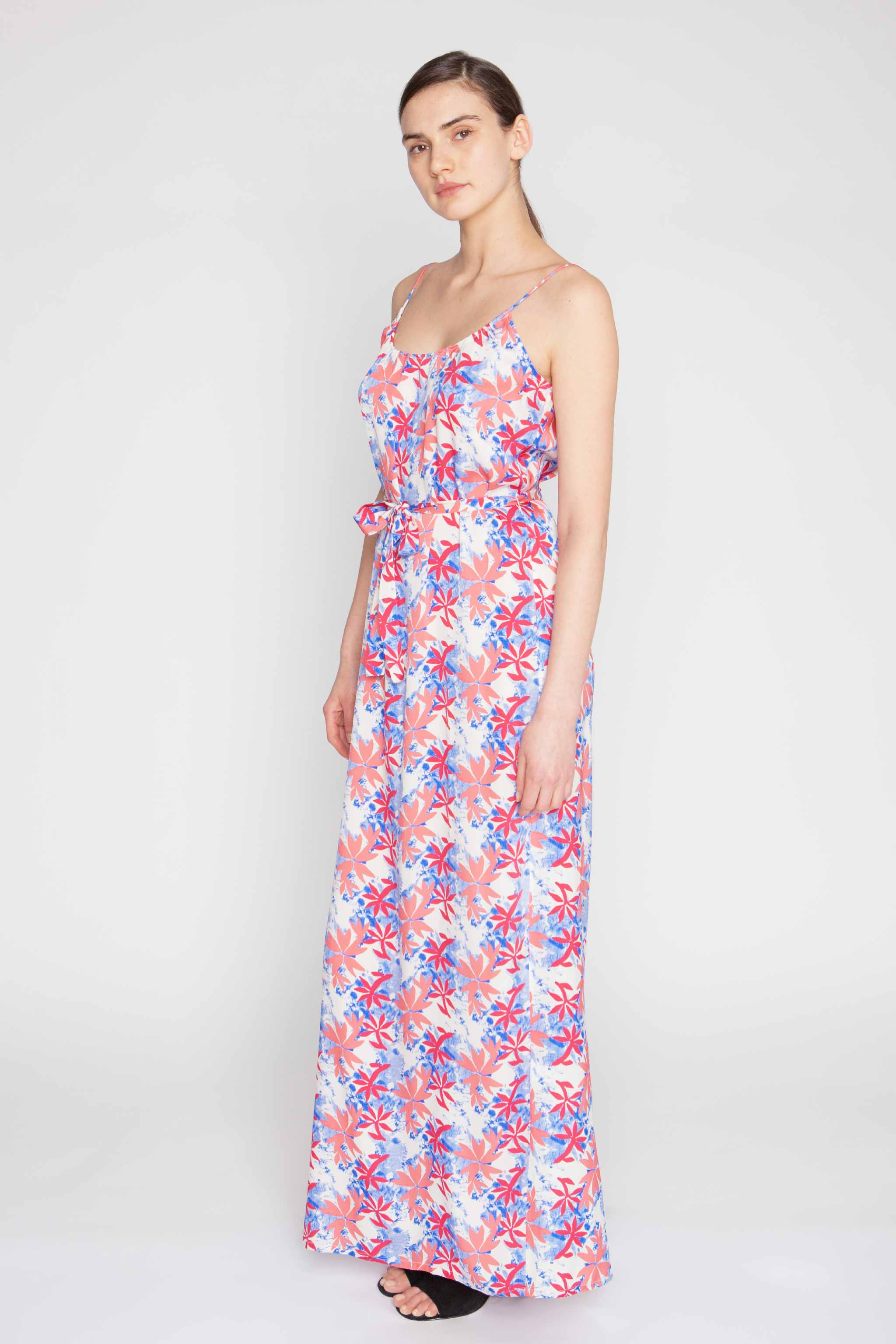 The Cami Maxi Dress | Tidy Tie-Dye