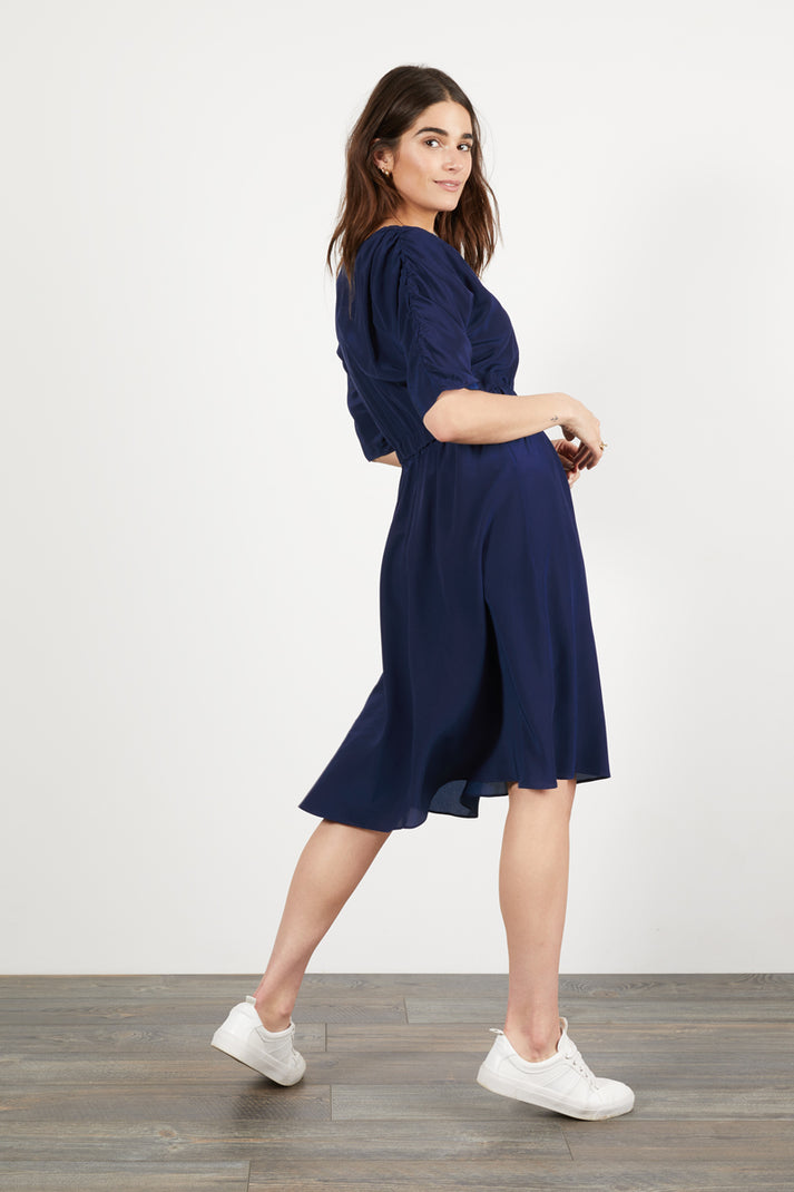 The Market Dress | Midnight