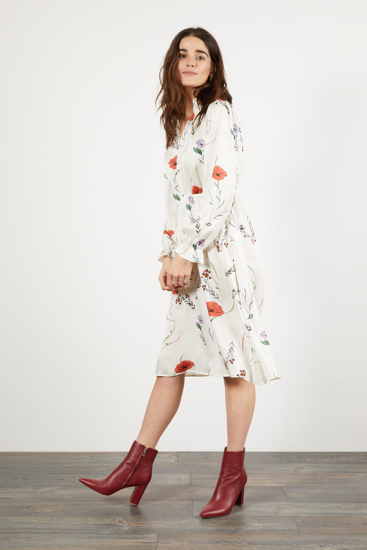 Stella Dress  | Morning Floral