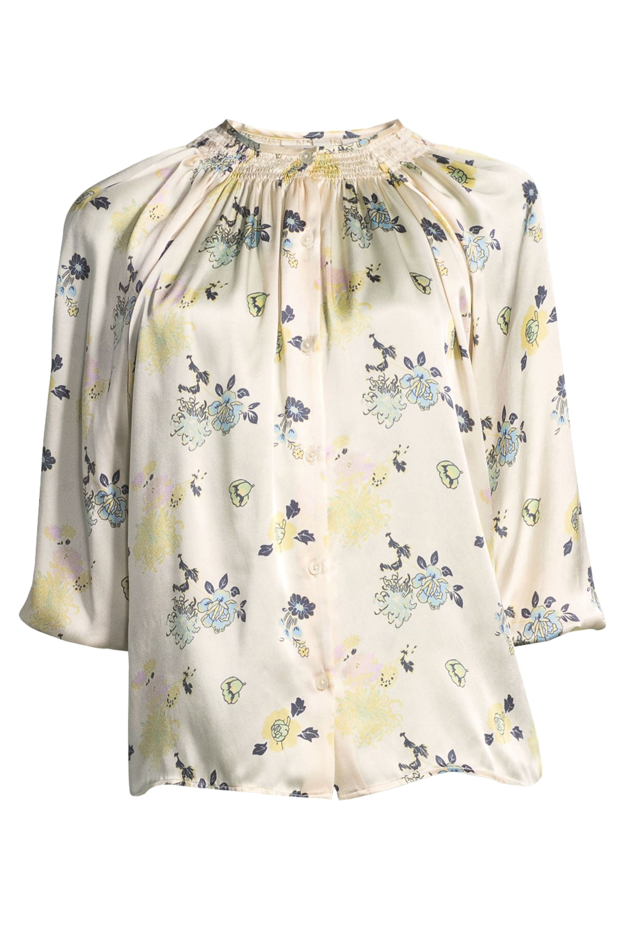 The Classic Blouse | Floral Morsels