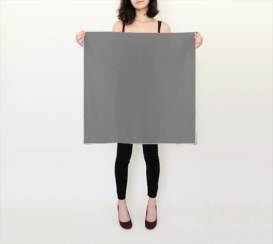 "AK02-041-AK:  Scarf 26""x26"" 