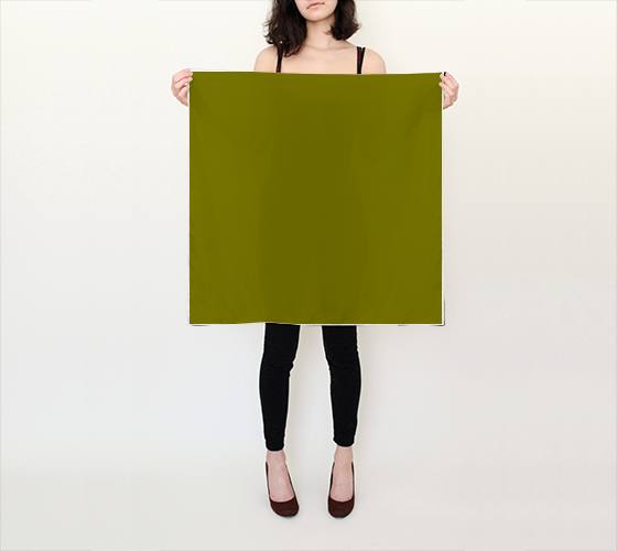 "AK02-041-AG:  Scarf 26""x26"" 