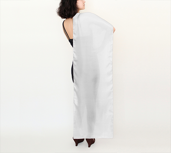 "AK02-040-AM:  Scarf 16""x72"" 