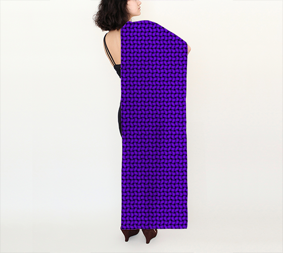 "AK02-010-AV:  Scarf 16""x22"" 