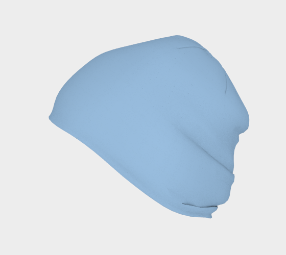Beanie  |  Simply Solids™ • Airy Blue