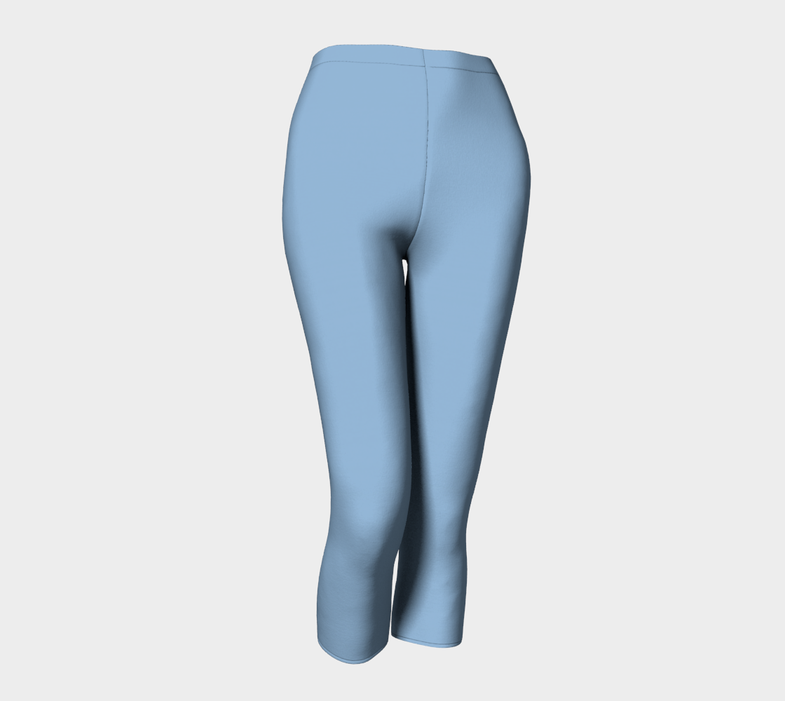 Capri Pants  |  Simply Solids™ • Airy Blue