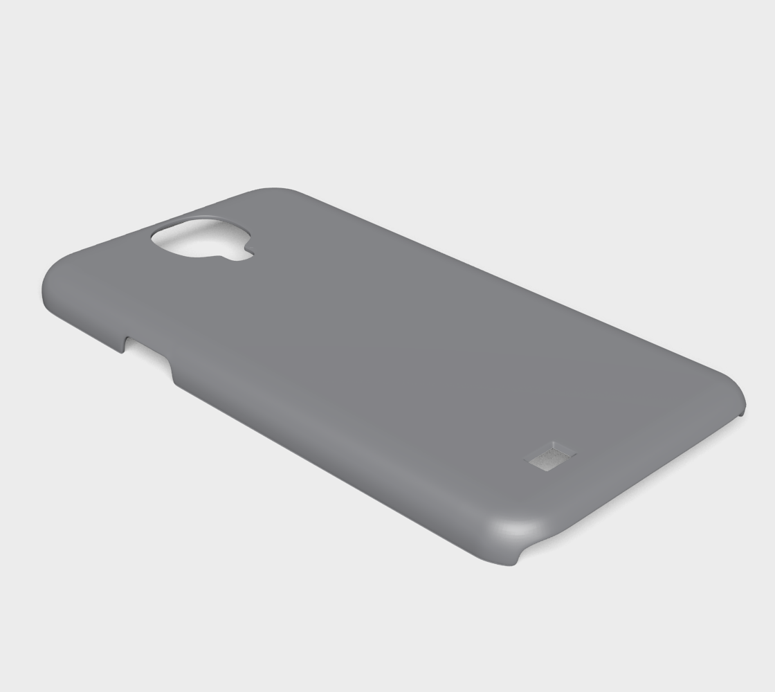 Device Case - Samsung Galaxy S3  |  Simply Solids™ • Sharkskin Gray