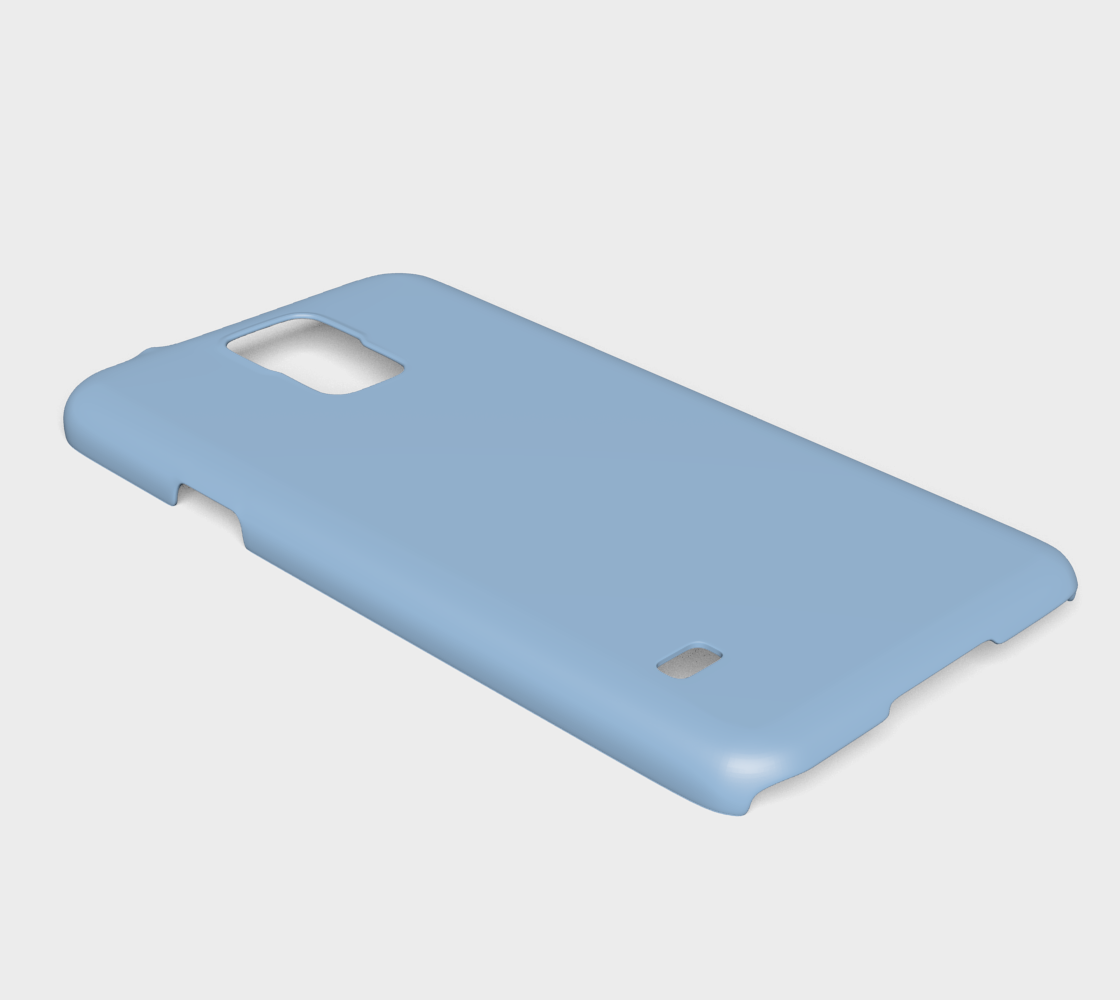 Device Case - Samsung Galaxy S5  |  Simply Solids™ • Airy Blue