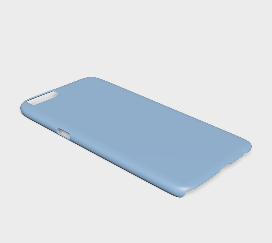 Device Case - iPhone 6/6S  |  Simply Solids™ • Airy Blue