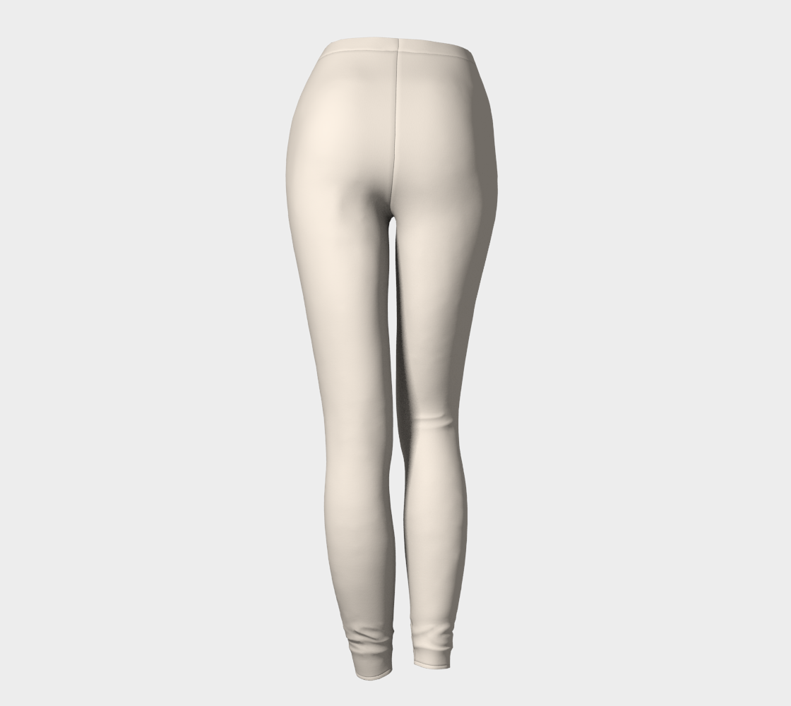 AK02-062-AA:  Fine Leggings | Simply Solids™ - AggieLand Winter Tan