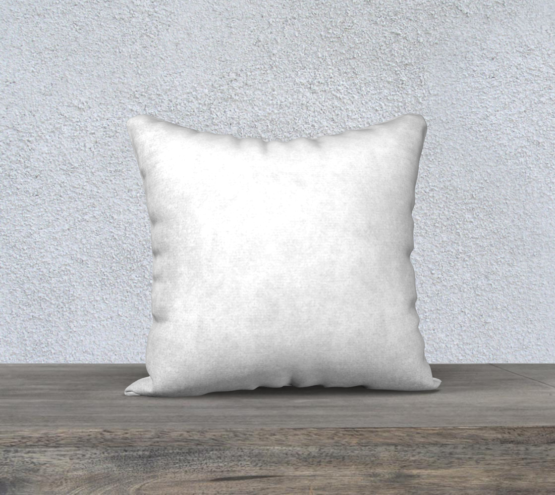 "AK02-054-AL1:  Pillow 18""x18""