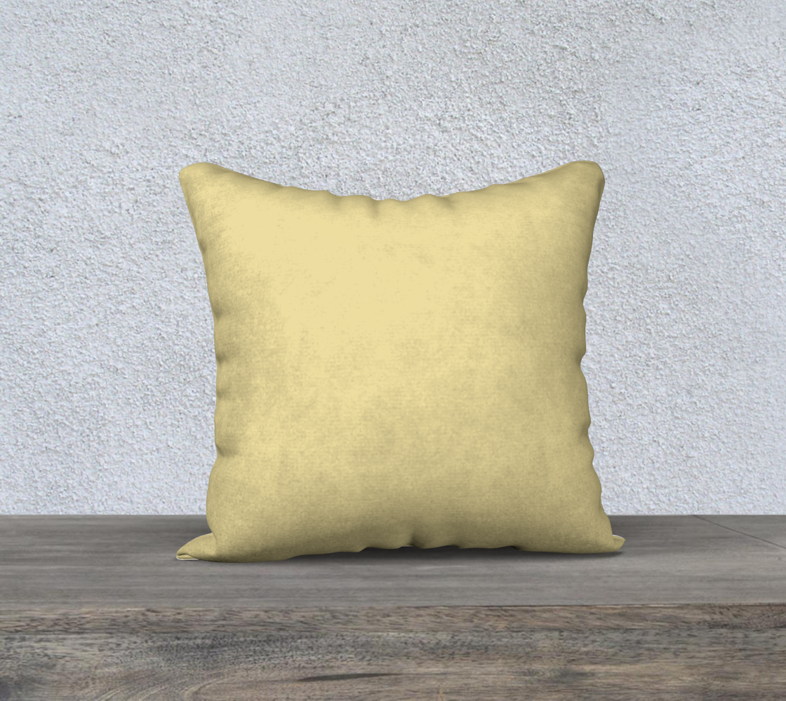 "AK02-045-AC1:  Pillow 18""x18"" 