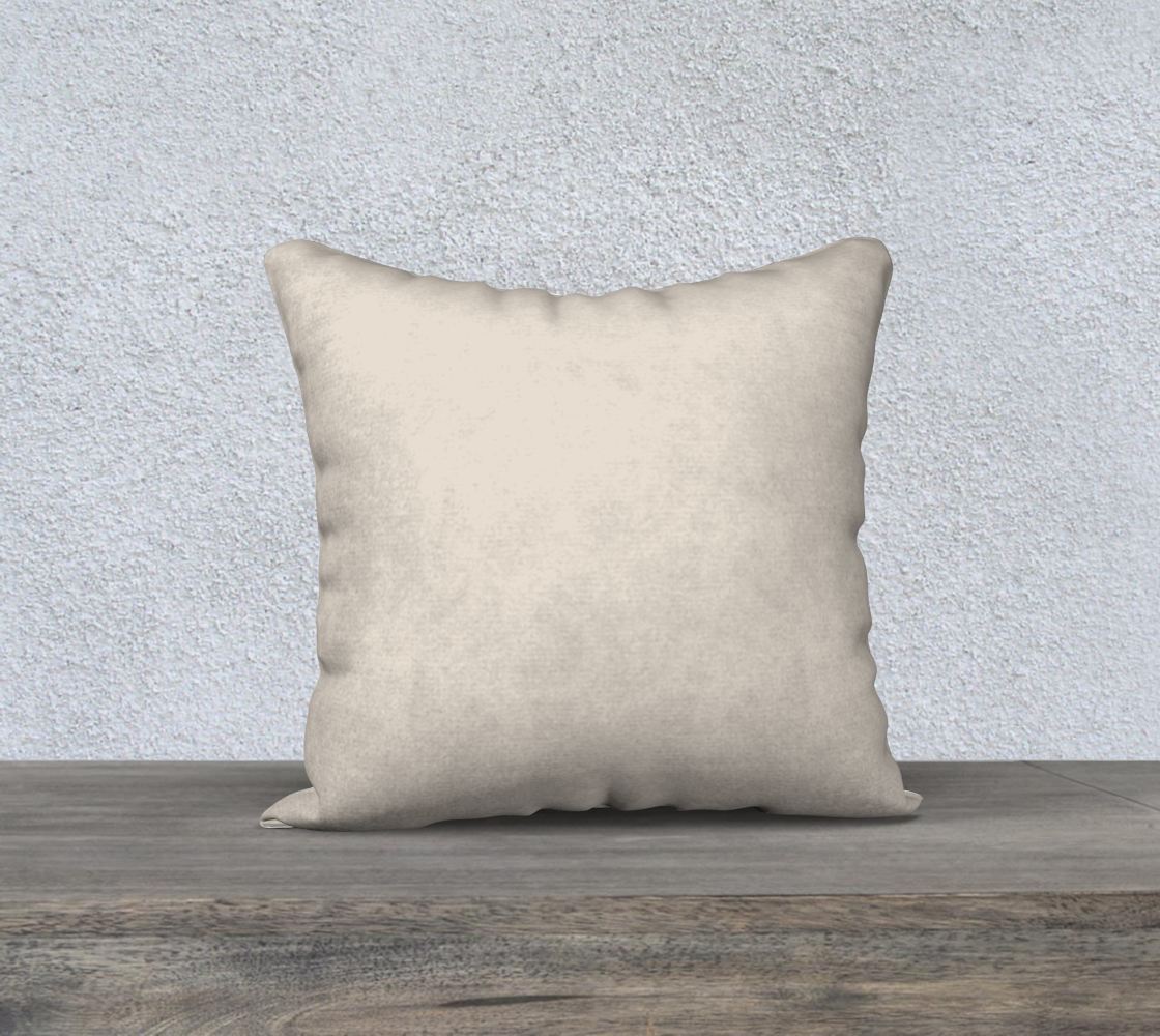 "AK02-043-AA1:  Pillow 18""x18"" 