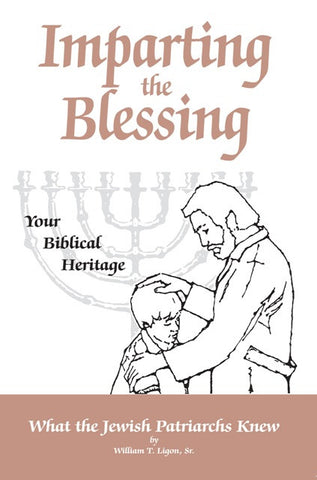 Imparting the Blessing - Book