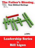 Leadership Series  4 Set MP3