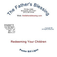 Redeeming Your Children - Audio