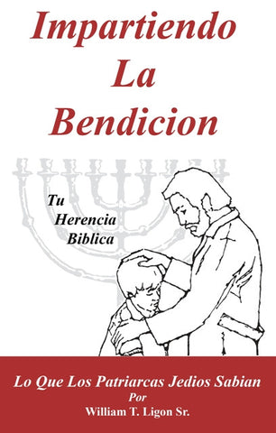 Impartiendo La Bendicion - Spanish