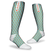 Flowrescent v2 - Funkxion Designer Compression Socks