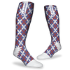 funkxion designer compression sock - patriot