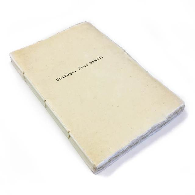 Mini Unlined Notebook