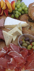 Fruit and Cheese Picnic | Unconventional Woman Blog