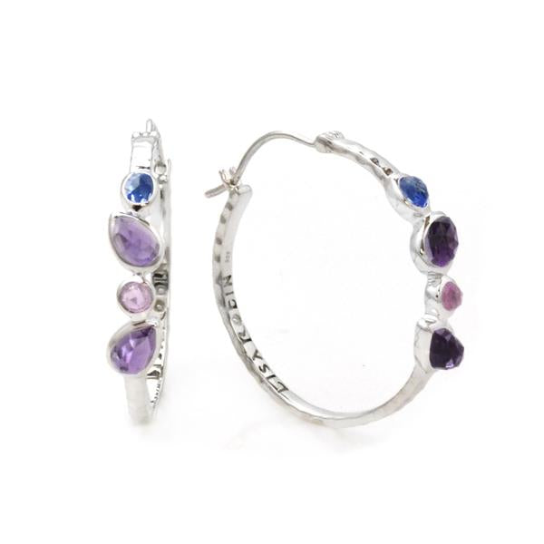 Lisa Robin Jewelry Hoop Earrings