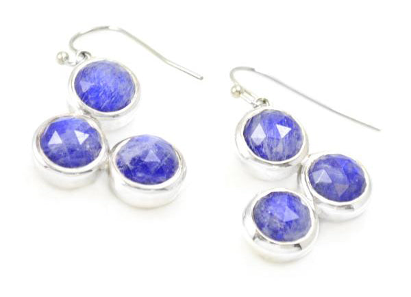 Lapis Lazuli Lisa Robin Jewelry Earrings