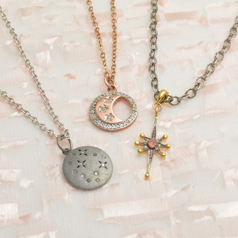 Celestial Jewelry | Moon and Stars Jewelry