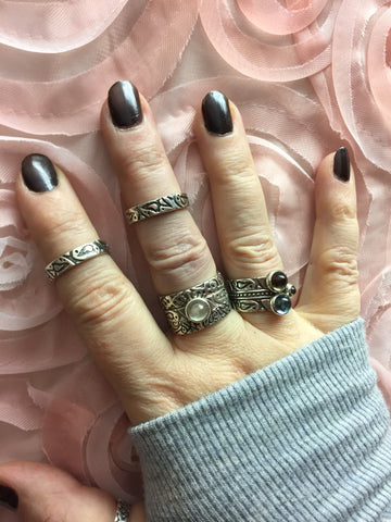 Rings | Lisa Robin Jewelry
