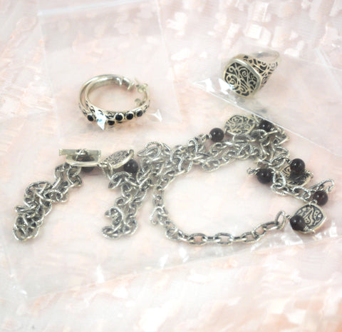 Lisa Robin Jewelry- Prevent Tarnishing of Sterling Silver Jewelry