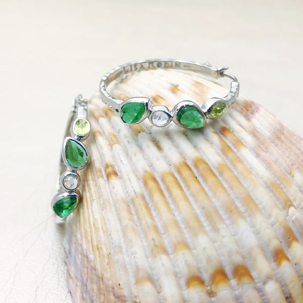 Lisa Robin Jewelry emerald blog