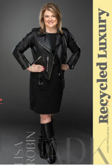 Lisa Robin on recycling jewelry in LUXE Magazine