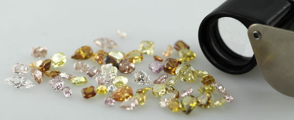 Loose Diamonds and Gemstones for Custom Design of Jewelry