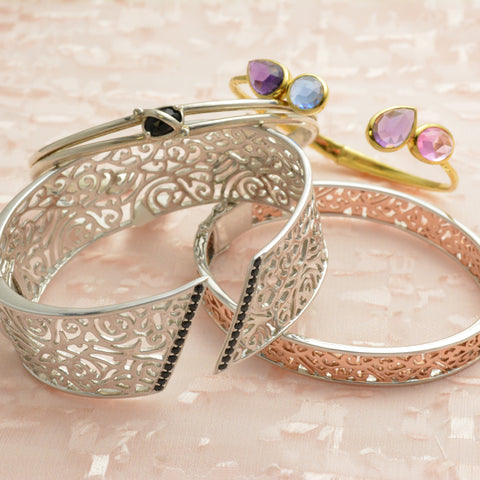 Cuffs and Bangles | Lisa Robin Jewelry Valentines Day Gift List