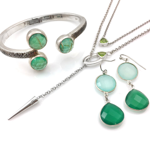 Lisa Robin Jewelry | May Emerald Blog Post