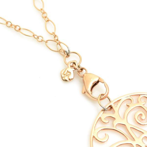 Long Chain 14K Rose Gold Plated - Lisa Robin