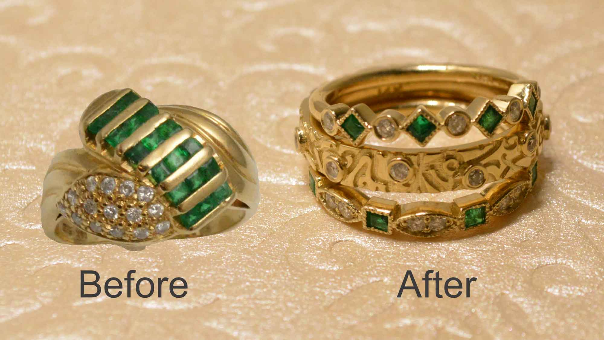 Remake Old Jewelry In Dayton, Ohio