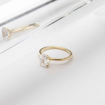ENGAGEMENT RINGS ANTIQUE MARQUISE
