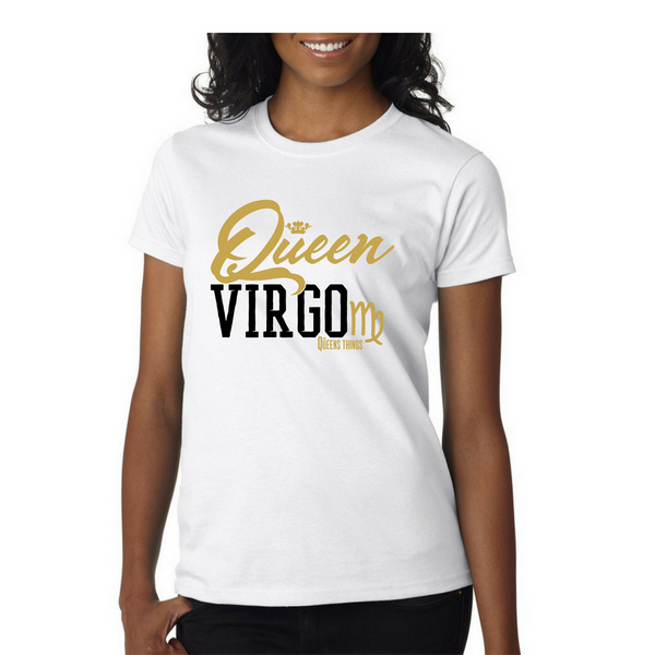 Queen Virgo ♍️ T-Shirt